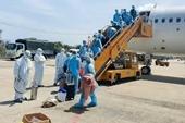 Lào Cai đã xác minh được số hành khách bay trên chuyến bay có người nhiễm Covid - 19