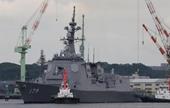 Nhật Bản chạy thử chiến hạm trang bị hệ thống phòng thủ tên lửa Aegis mới nhất