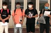Buộc xuất cảnh đối với 4 người Trung Quốc sau khi đã cách ly tại Việt Nam