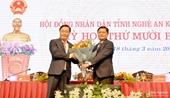 Ông Nguyễn Đức Trung làm Chủ tịch UBND tỉnh Nghệ An