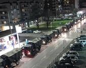 Người chết vì Covid-19 vượt Trung Quốc, Italia điều xe quân sự chở thi thể