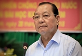 Ông Lê Thanh Hải bị cách chức Bí thư Thành uỷ TP HCM nhiệm kỳ 2010 - 2015