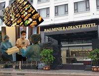 Khách sạn 4 sao ở Quảng Ninh tự nguyện làm khu cách ly y tế