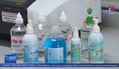Nguy hiểm từ nước rửa tay chứa cồn methanol