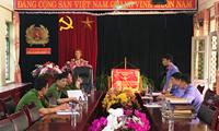 VKSND huyện Mường Tè trực tiếp kiểm sát công tác tạm giam, tạm giữ