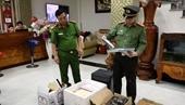 Giám đốc Công an tỉnh trực tiếp chỉ đạo khám nhà đối tượng đánh đại úy công an