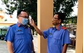 VKSND tỉnh Tiền Giang tăng cường các biện pháp phòng, chống dịch Covid-19