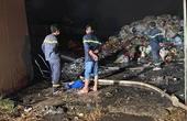 Liên tiếp 2 vụ cháy xưởng phế liệu, thiêu rụi toàn bộ tài sản