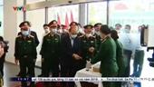 Thủ tướng kiểm tra công tác phòng chống Covid-19 của Bộ Quốc phòng