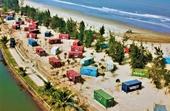 Chủ tịch Hà Tĩnh phê bình Chủ đầu tư dự án xây dựng trái phép bên bờ biển