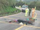 Công an Quảng Ninh truy tìm ô tô đâm người phụ nữ tử vong rồi bỏ trốn