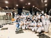 Toàn bộ nhân viên y tế Bệnh viện Bạch Mai tiếp xúc BN86, 87 đều âm tính với COVID-19