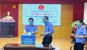 VKSND tỉnh Quảng Ninh phát động phong trào ủng hộ phòng, chống dịch Covid-19