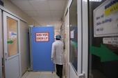 BN21 đã âm tính 1 lần với COVID-19, có 3 bệnh nhân trong tình trạng rất nặng