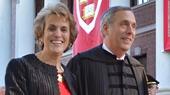 Chủ tịch Đại học Harvard và vợ dương tính với Covid-19
