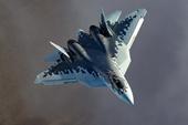 """Video Su-57 Nga """"làm xiếc"""" trên bầu trời Astrakhan, Nga"""