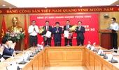 Ban Bí thư chỉ định 2 Ủy viên Ban Chấp hành Đảng bộ Khối Doanh nghiệp Trung ương