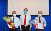 Nhân sự mới TPHCM, Đắk Lắk, Long An, Phú Yên, Bình Dương