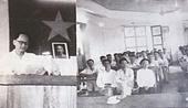 Tri ân đóng góp của đồng chí Hoàng Quốc Việt đối với ngành Kiểm sát nhân dân