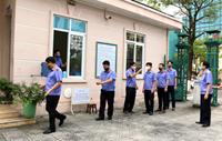 VKSND tỉnh Thái Bình tăng cường công tác phòng, chống dịch Covid-19