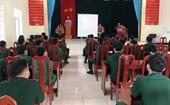 VKSQS 23 và Kho K79 tuyên truyền pháp luật và ủng hộ chống dịch Covid-19