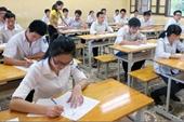 Hà Nội vẫn giữ nguyên 4 môn thi tuyển vào lớp 10
