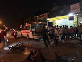 Hai xe máy tông nhau, 3 người thương vong