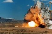 Tùy tiện sử dụng vật liệu nổ ngoài giấy phép bị phạt 180 triệu đồng