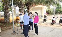 VKSND tỉnh Bình Phước tăng cường chống dịch Covid-19