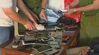 Kết thân trong tù, ra trại lập băng nhóm trộm cắp liên tỉnh gần 1 tỉ đồng