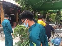 Nam thanh niên mặc áo grab rút súng bắn loạn xạ tại quán cafe