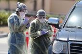 Mỹ Một ngày thêm 18 000 ca nhiễm COVID-19 mới, 1 604 ca tử vong