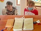 Công an tỉnh Điện Biên phá chuyên án, bắt 2 đối tượng mua bán 2 bánh heroin