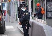 Gần 700 cán bộ, nhân viên dân sự tại các sở cảnh sát tại Mỹ dương tính với COVID-19