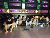 1 cô gái và 8 thanh niên tổ chức tiệc ma túy mừng sinh nhật giữa đại dịch