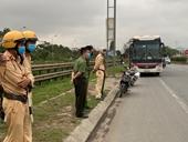 Phát hiện một F3 trên xe khách 29 chỗ chạy tuyến Hà Nội - Thanh Hóa