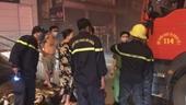 Hỏa hoạn thiêu rụi toàn bộ kho hàng lúc rạng sáng ở Đắk Lắk