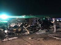 Máy bay Phillippines sơ tán bệnh nhân tới Nhật rơi ngay khi cất cánh