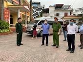 Hải Phòng Hơn 20 người của Ban chỉ huy quân sự chơi thể thao không đeo khẩu trang