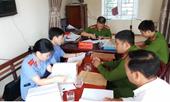 VKSND huyện Cẩm Xuyên kiểm sát việc thực hiện kiến nghị tại UBND xã