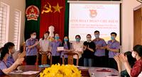 Chi đoàn VKSND TP Hà Tĩnh góp sức phòng, chống dịch COVID-19