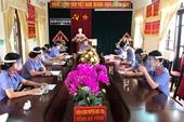 VKSND huyện Đức Thọ chung tay đẩy lùi dịch bệnh COVID-19