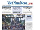 Tờ báo đầu tiên của Việt Nam tạm ngừng xuất bản vì dịch bệnh COVID-19