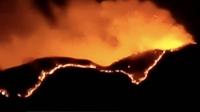 Cháy rừng kinh hoàng tại Tứ Xuyên- Trung Quốc, 18 lính cứu hỏa thiệt mạng