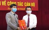Bí thư Thành ủy TP Yên Bái làm Giám đốc Sở Tài chính