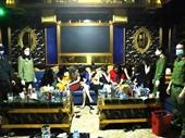 Vụ 75 dân chơi dự đại tiệc ma túy trong khách sạn ở Hà Tĩnh Khởi tố 2 dân chơi