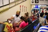 Yêu cầu không tập trung quá 10 người khi mua, giao thực phẩm