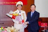 Phó Cục trưởng Cục An ninh đối ngoại làm Giám đốc Công an tỉnh Khánh Hòa