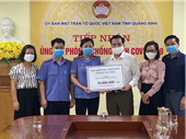 VKSND tỉnh Quảng Ninh triển khai các biện pháp cấp bách phòng, chống dịch bệnh COVID-19