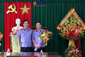 VKSND cấp cao tại Đà Nẵng có Viện trưởng mới